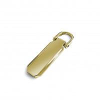 Reißverschluss Anhänger / Zipper