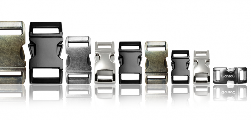 Metall-Klickverschlüsse