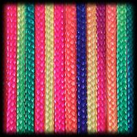 Paracord 125 Seil / Typ I / Dark Rainbow