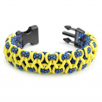 "Armband "" Stitched Cobra"""