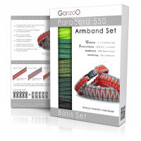 """Paracord 550 Armband Set """"basic"""""""