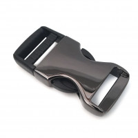 Klickverschluss Metall & Kunststoff