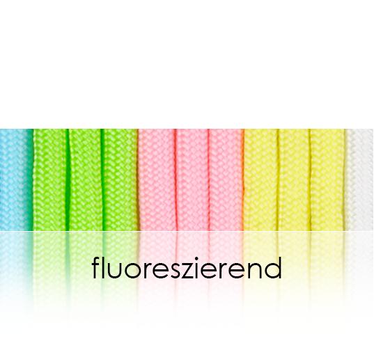 fluoreszierend