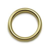 "O Ring Stahl, geschweißt, Glanzoberfläche ""circle ring"""