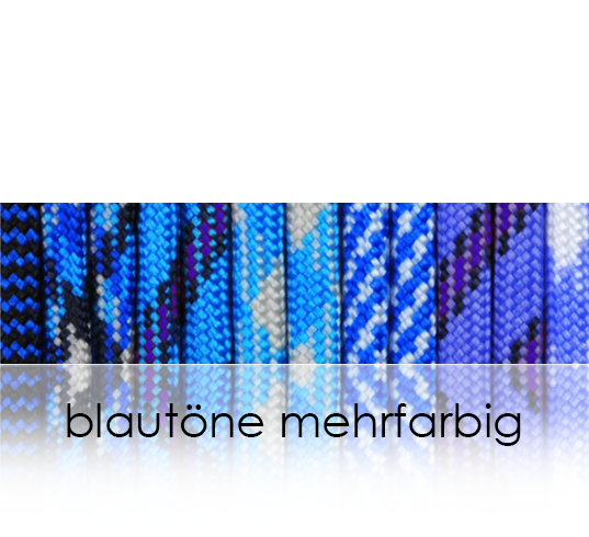 blautöne mehrfarbig