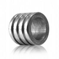 Schmuckperle Metall Typ IV